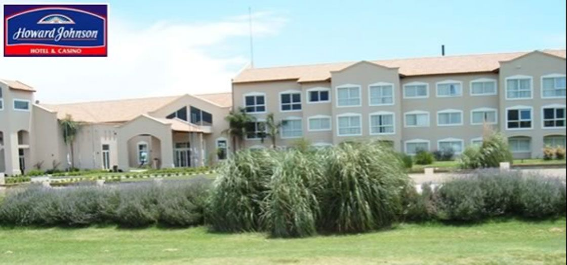 Hotel HOWARD JOHNSON - Merlo San Luis (Argentina)